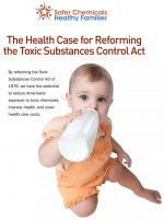Report about TSCA - US Toxic Substances Control Act