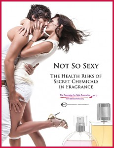 Health Risks of Chemicals in Fragrance