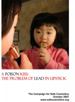 Toxic Chemicals and Lead in Lipstick
