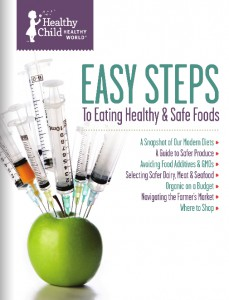Easy Steps to Eating Healthy & Safe Foods