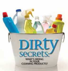 Product testing of 20 top cleaning products