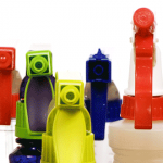 Spray bottles for cleaning product