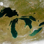 Great Lakes - NASA picture