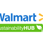 Walmart Sustainability Hub Logo
