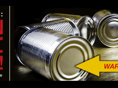 BPA in Albertson food cans