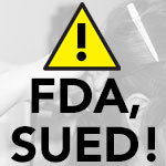 FDA sued for failure to protect salon workers