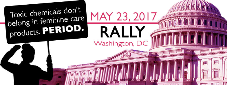 Detox the Box Rally in DC