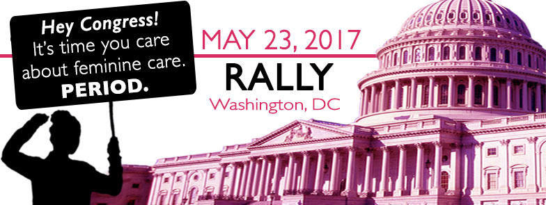 Rally in Washington for women's health