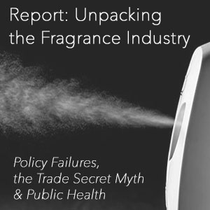 Image for WVE report on fragrance industry