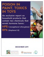 Poison in Paint Toxics in Toys