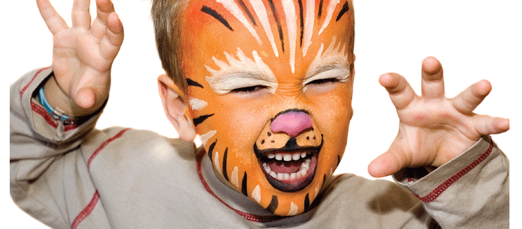 finding non toxic face paint