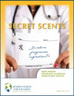 Secret Scents report, fragrance cleaning products