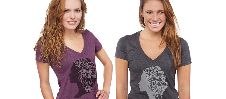 womens voices for the earth shirts