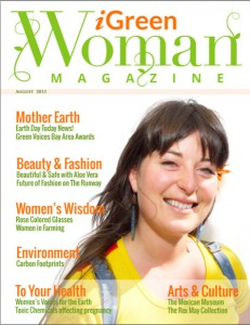iGreen Woman cover