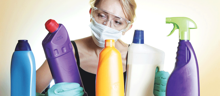 toxic ingredients in cleaning products