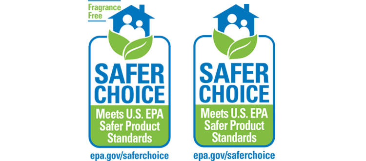 EPA Safer Choice Labels