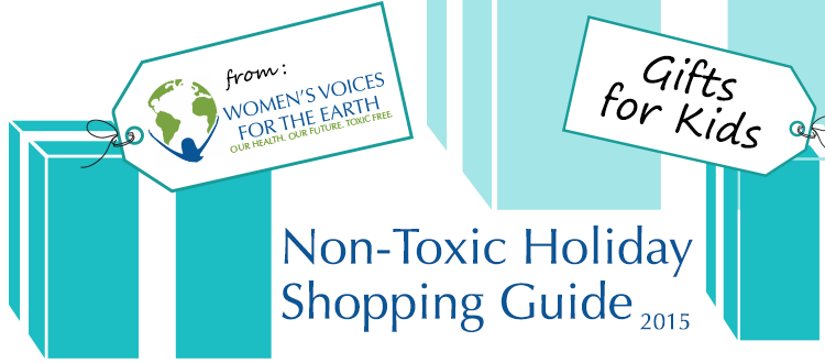 Non-Toxic gifts for kids