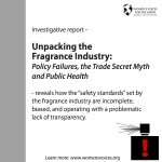 fragrance report social media