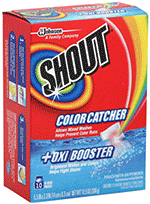 Shout with Color Catcher