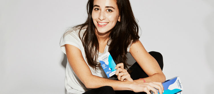 CEO and co-founder of Sustain, Meika Hollender