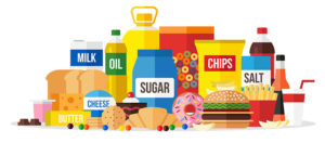 chemicals of concern in processed food