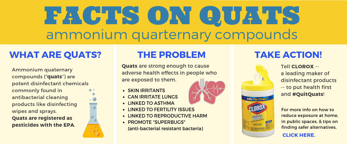 Get the fact on quats