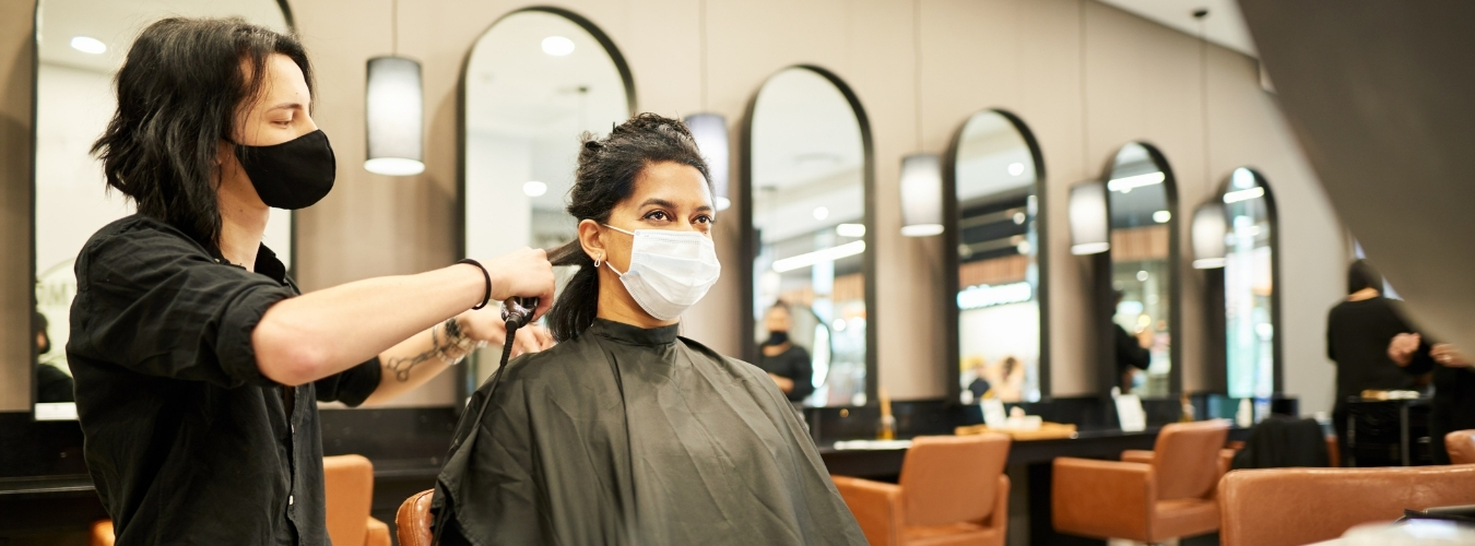 toxic formaldehyde in hair straightening products